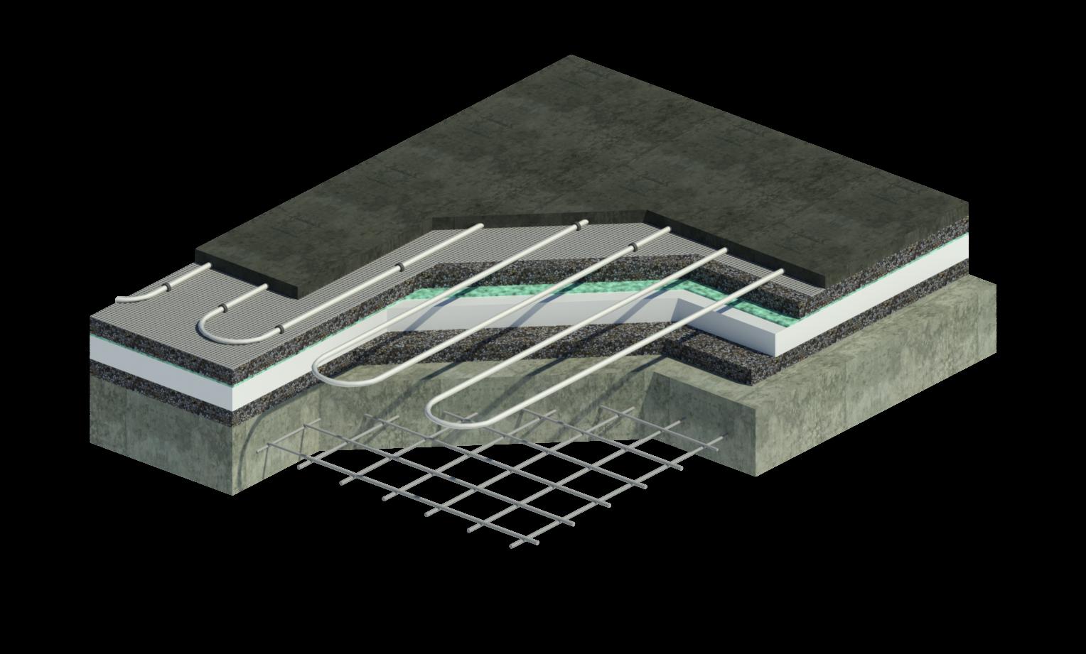 gulvvarme på betondæk